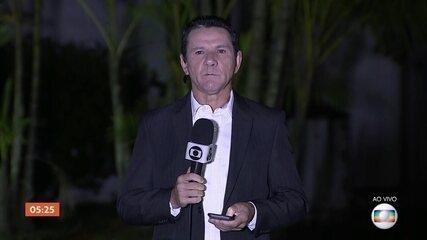 Mais um integrante da comitiva de Bolsonaro testa positivo para o coronavírus