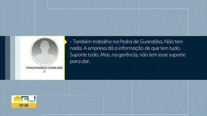 Funcionários da ComLurb denunciam falta de equipamentos de proteção ao coronavírus