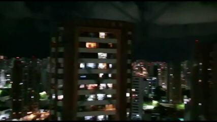 Fortaleza registra panelaço contra Bolsonaro