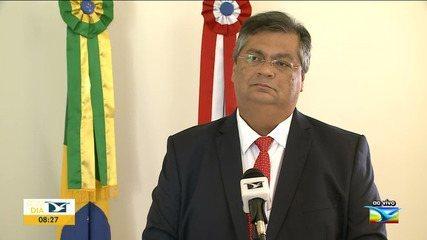 Governador do Maranhão concede entrevista no Bom Dia Mirante.