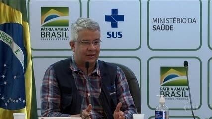 Primeiro caso de coronavírus no Brasil completa um mês