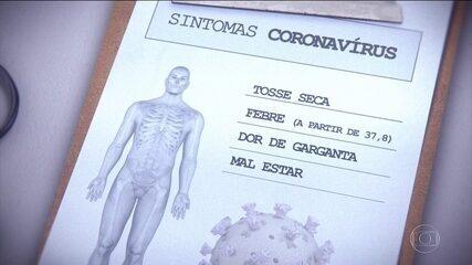Tire suas dúvidas sobre os sintomas do coronavírus