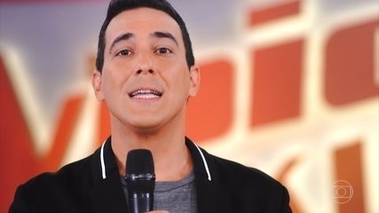 André Marques apresenta The Voice Kids em edição especial