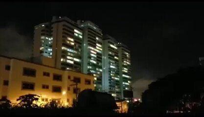 São Paulo tem panelaço contra o presidente Jair Bolsonaro pelo 15º dia seguido