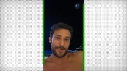 Fred faz campanha para gol mais bonito do Fluminense no GloboEsporte.com