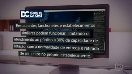 Prefeitura de Duque de Caxias fecha comércio após primeira morte pela Covid-19