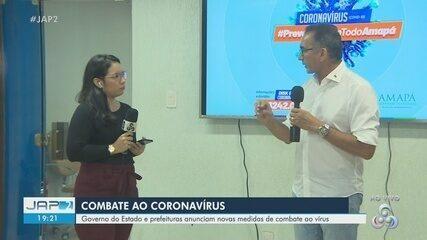 Waldez e Clécio falam sobre prorrogação de decretos que restringem circulação no Amapá
