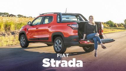 Os prós e contras da nova Fiat Strada, a picape mais vendida do Brasil