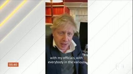 Ministro do exterior do Reino Unido é designado a tocar responsabilidades de Boris Johnson