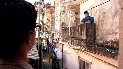 Favelas fazem a própria gestão da crise do coronavírus em São Paulo