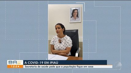Cidade de Ipiaú registra 12 casos de Covid-19 sendo todos em profissionais de saúde