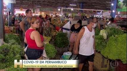 Autoridades locais tentam conter a aglomeração de pessoas em várias cidades