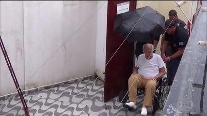 Ex-médico Roger Abdelmassih deixa presídio em Tremembé (SP)