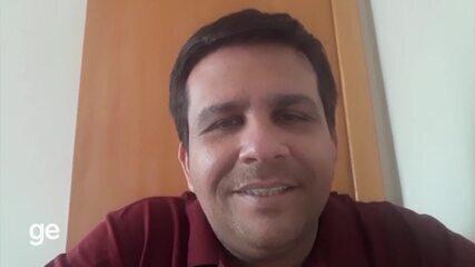 Daniel Pereira fala sobre a final do Mundial de Futsal 2012