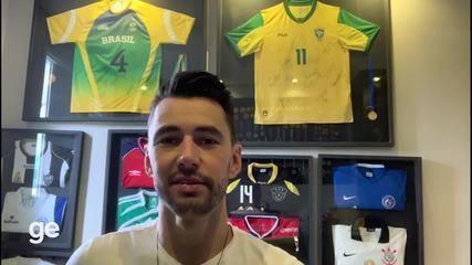 Fixo Neto conta histórias da final do Mundial de Futsal 2012