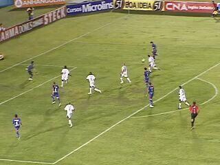 Em 2010, Grêmio Prudente venceu São Caetano e se classificou para a semifinal