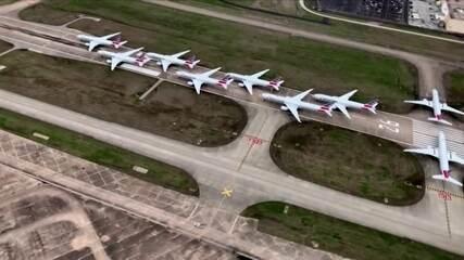 Setor aéreo estima perda de US$ 314 bilhões em 2020 em todo mundo