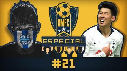 BMFC Especial #21: Ganês aproveita a quarentena e recria grandes momentos do futebol