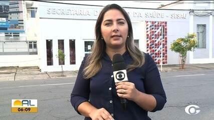 Alagoas registra novo aumento em 24 horas de casos confirmados e óbitos por Covid-19