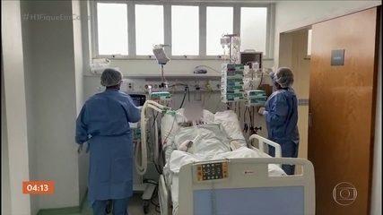 Hospitais públicos do RJ estão no limite da capacidade