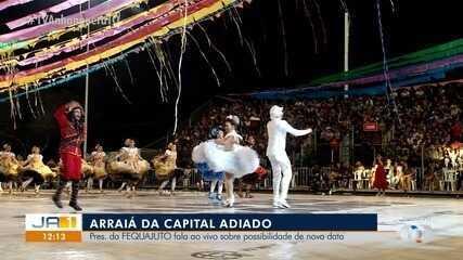 Por causa da pandemia da Covid-19, Arraiá da Capital é adiado para segundo semestre