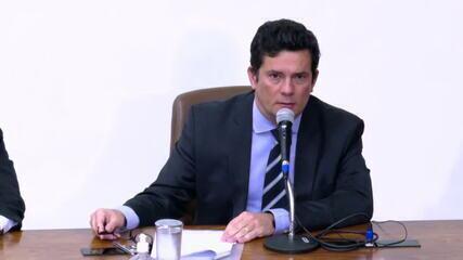 Veja a íntegra do discurso de Sergio Moro