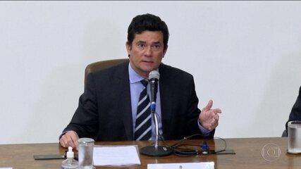 Moro diz que Bolsonaro tentou interferir politicamente na Polícia Federal