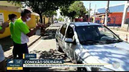 Coronavírus: EPTV arrecada 67 toneladas de alimentos na região de Campinas