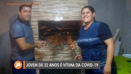Jovem de 22 anos é a primeira morte por Covid-19 em Dom Pedrito; no RS são 49