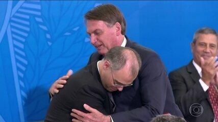 Bolsonaro diz que ainda sonha em colocar Ramagem na direção da PF