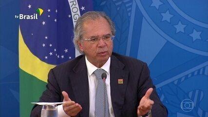 Guedes defende saída da crise pela via do investimento privado