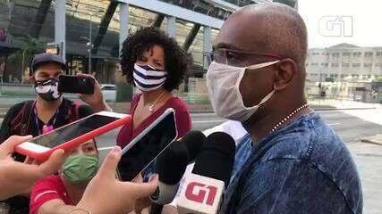 Diretor de carnaval da Viradouro fala sobre incêndio no barracão da escola