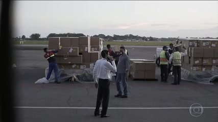 Coronavírus: Pará recebe carregamento de respiradores comprados da China
