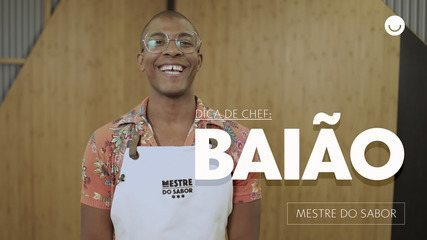 Chef Moacir dá dica para Baião de dois especial