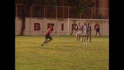 Atlético Roraima x Genus-RO - 1ª rodada da Série D 2009 - 3º gol do jogo