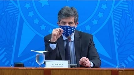 Ministro da Saúde diz que país vai ter que aumentar os cuidados no combate ao coronavírus
