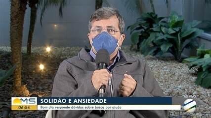 Psiquiatra orienta sobre como manter saúde mental em meio a pandemia