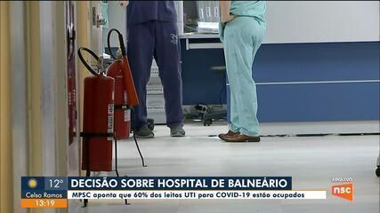 Justiça determina que Hospital Ruth Cardoso atenda urgência e emergência durante pandemia