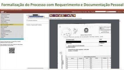 Vídeo do Incra mostra como é feita a análise de regularização fundiária