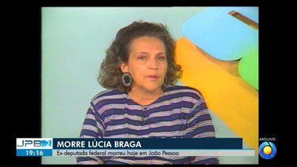 Lúcia Braga morre aos 85 anos, em João Pessoa