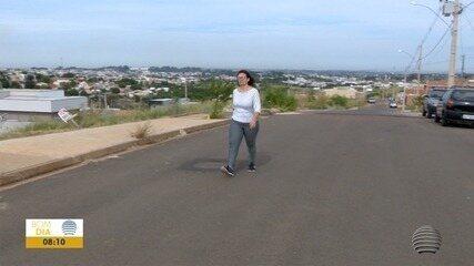 Assista à reportagem sobre a mudança de Fernanda Lopes, exibida pelo Bom Dia Fronteira