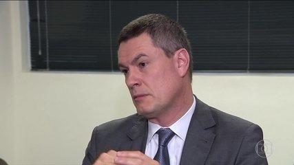 Valeixo diz que Bolsonaro queria alguém com quem tivesse afinidade no comando da PF