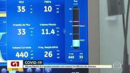 Minas é o terceiro estado com menor incidência da doença, segundo Ministério da Saúde