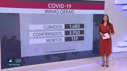 Governo de Minas passa a divulgar número de recuperados da COVID-19 em boletim