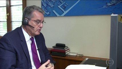 Diretor-geral da OMC, brasileiro Roberto Azevedo, anuncia que vai deixar o cargo em agosto