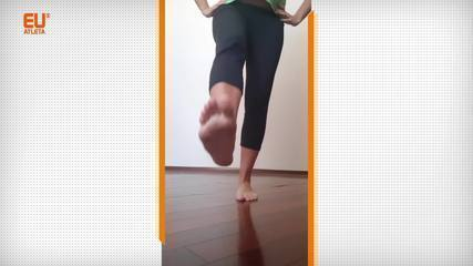 Exercícios de equilíbrio para trabalhar a mobilidade e a força dos pés