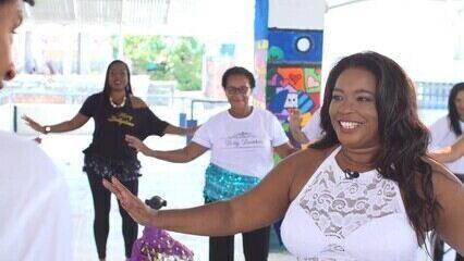 Ângela Cheirosa fala do seu projeto social de dança do ventre