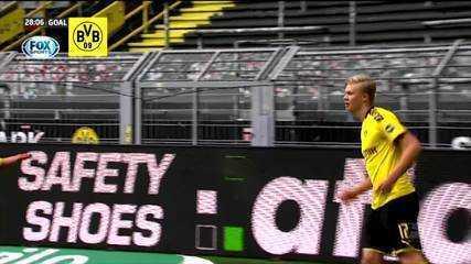 Os gols do clássico Borussia Dortmund 4 x 0 Schalke 04