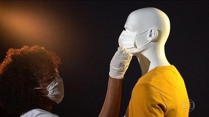 Pesquisa da UFMG mostra eficácia do uso de máscaras e do distanciamento social