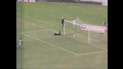 Fluminense vence Moto Club pela Série C do Brasileiro de 1999 em Juiz de Fora